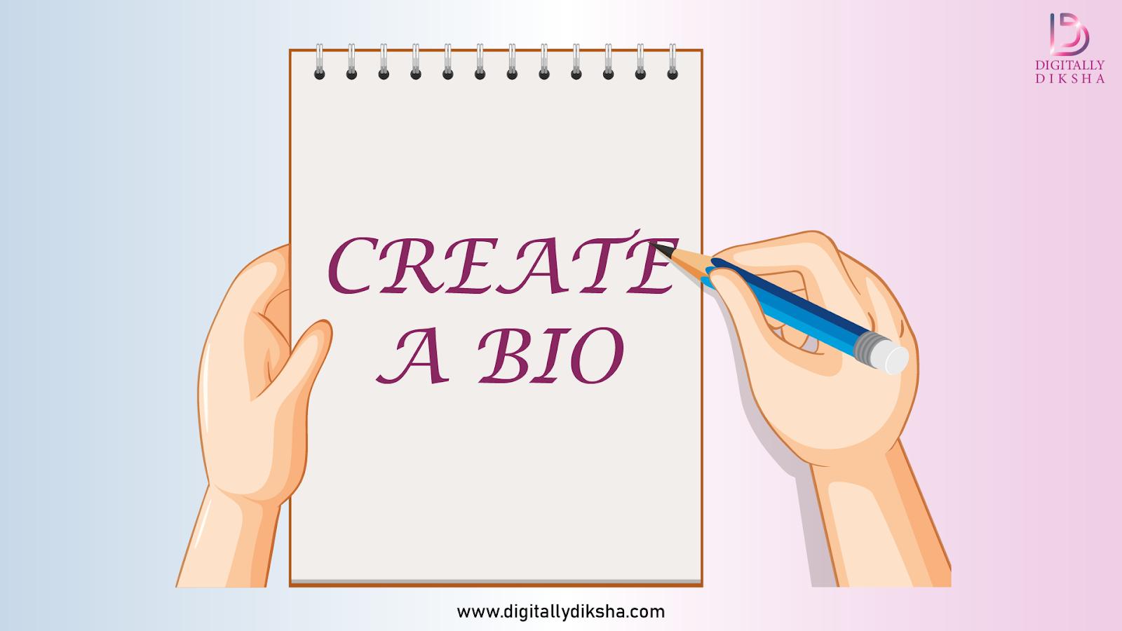Create an outstanding quora bio