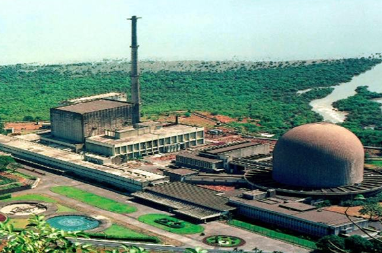 First ever nuclear reactor