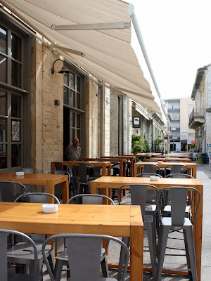 Saripolou Square in Limassol, Cyprus