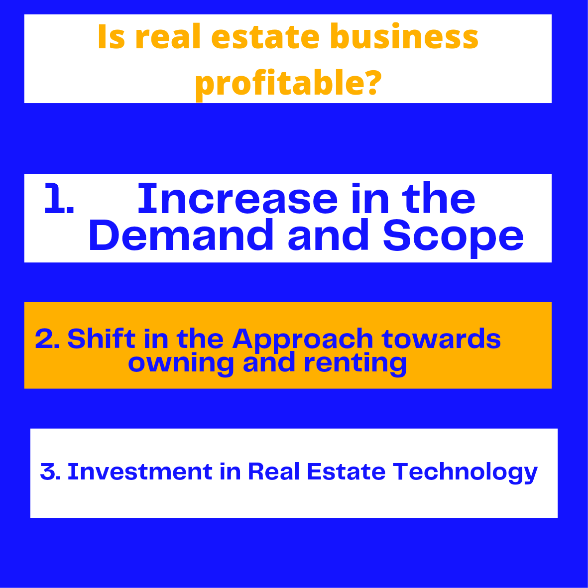 Is Real Estate Profitable?