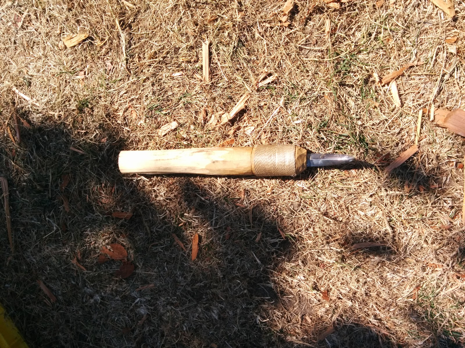 Wood Carving Tool used by Anonymous Recipient of Notebook at Oppenheimer Park Aug 19th.jpg