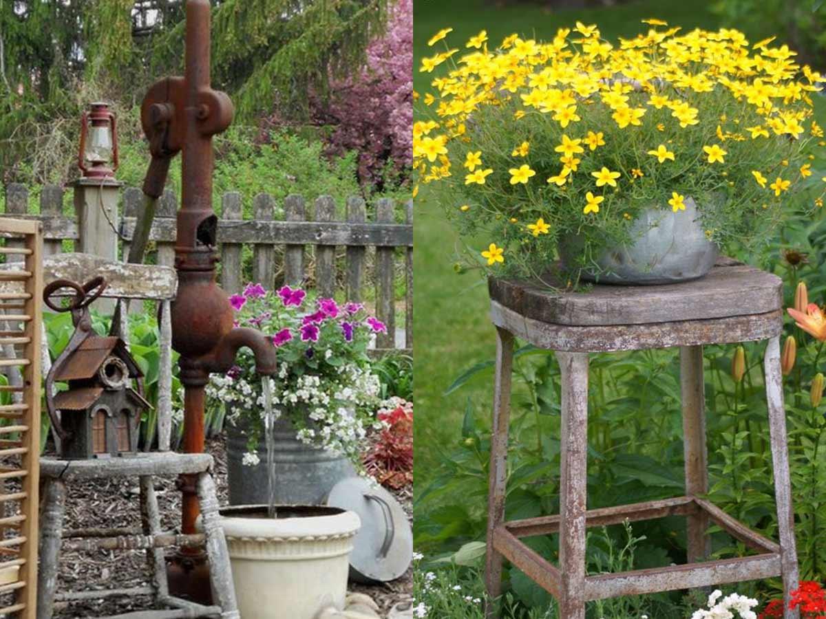 jarní inspirace do zahrady