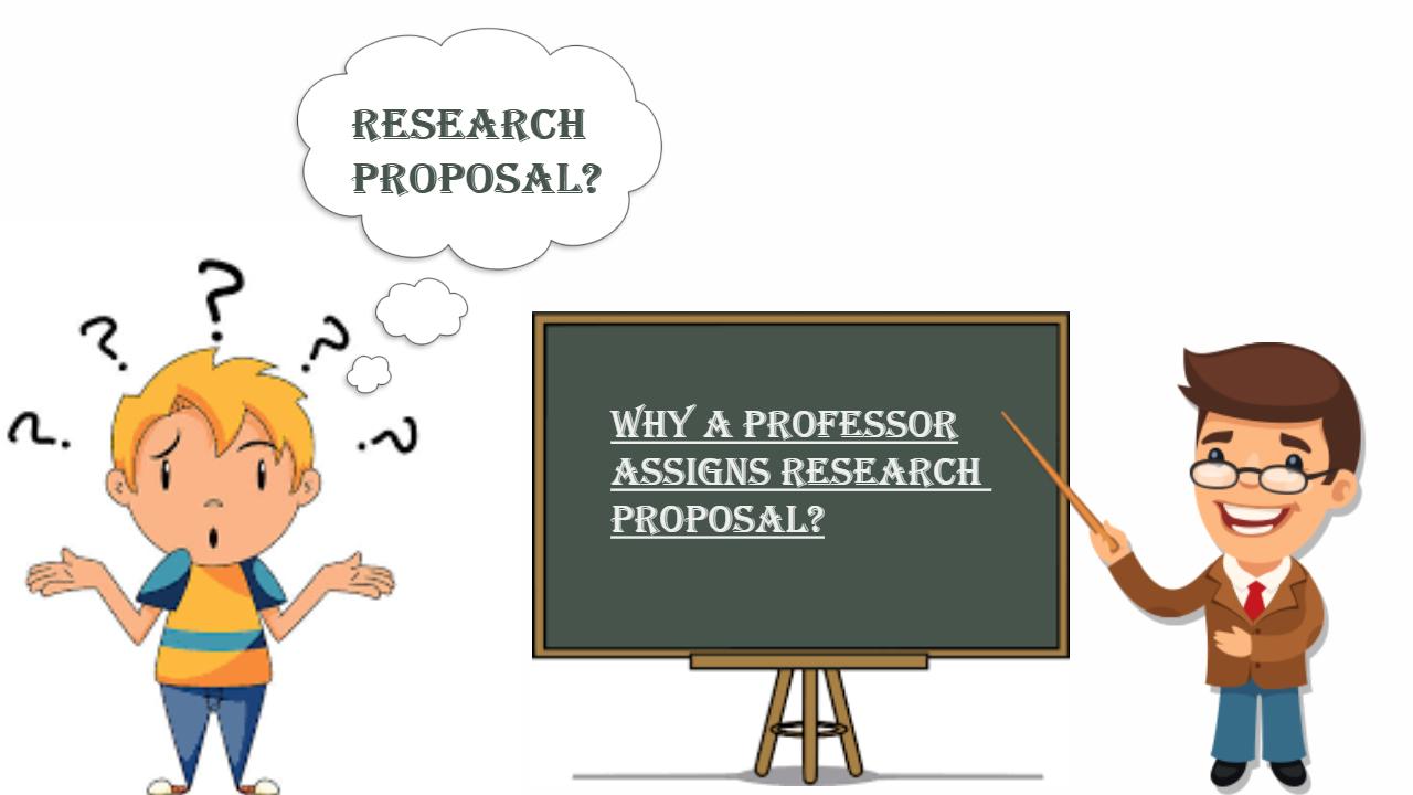 Research Proposal - UK Writing Service