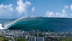 Image result for the big tsunami