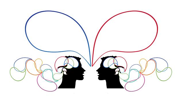 Communication, Head, Balloons, Man