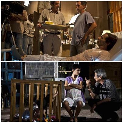 《哈瓦那的最後幾天》社會問題全包了,上圖是垂死愛滋病患,下圖是未婚懷孕少女。
