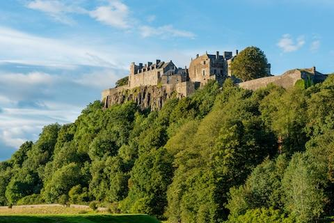 Stirling Castle | 10 fairy-tale castles you must visit in your ...