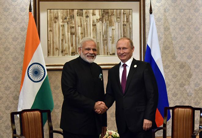 Image result for India-Russia cooperation