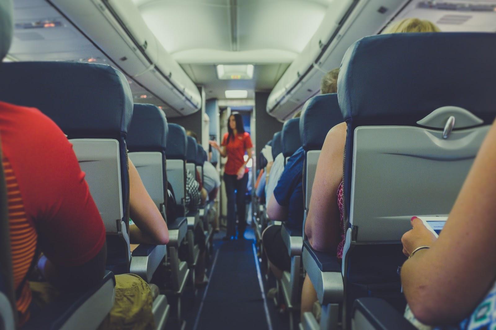Die Ausbildung zur Stewardess
