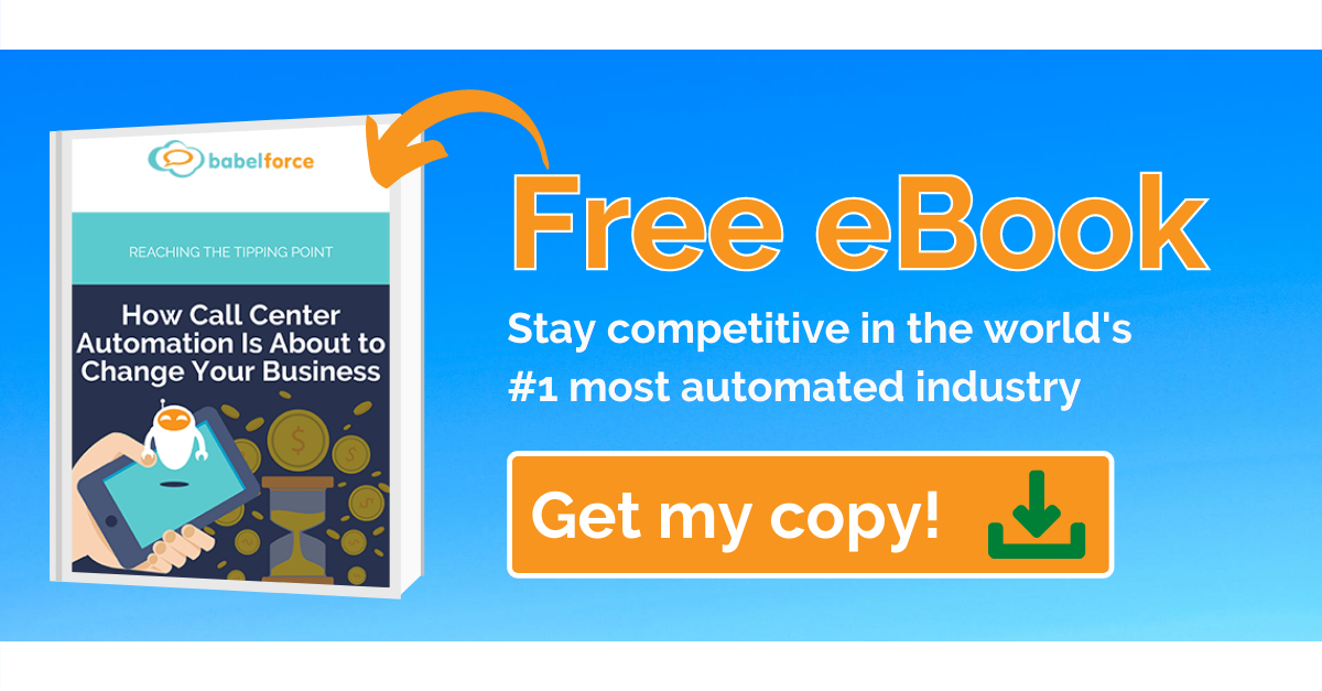 Get your free ebook on call center automation