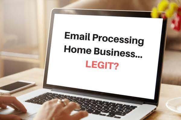 Email processing jobs is it legit or fake | Know Everything