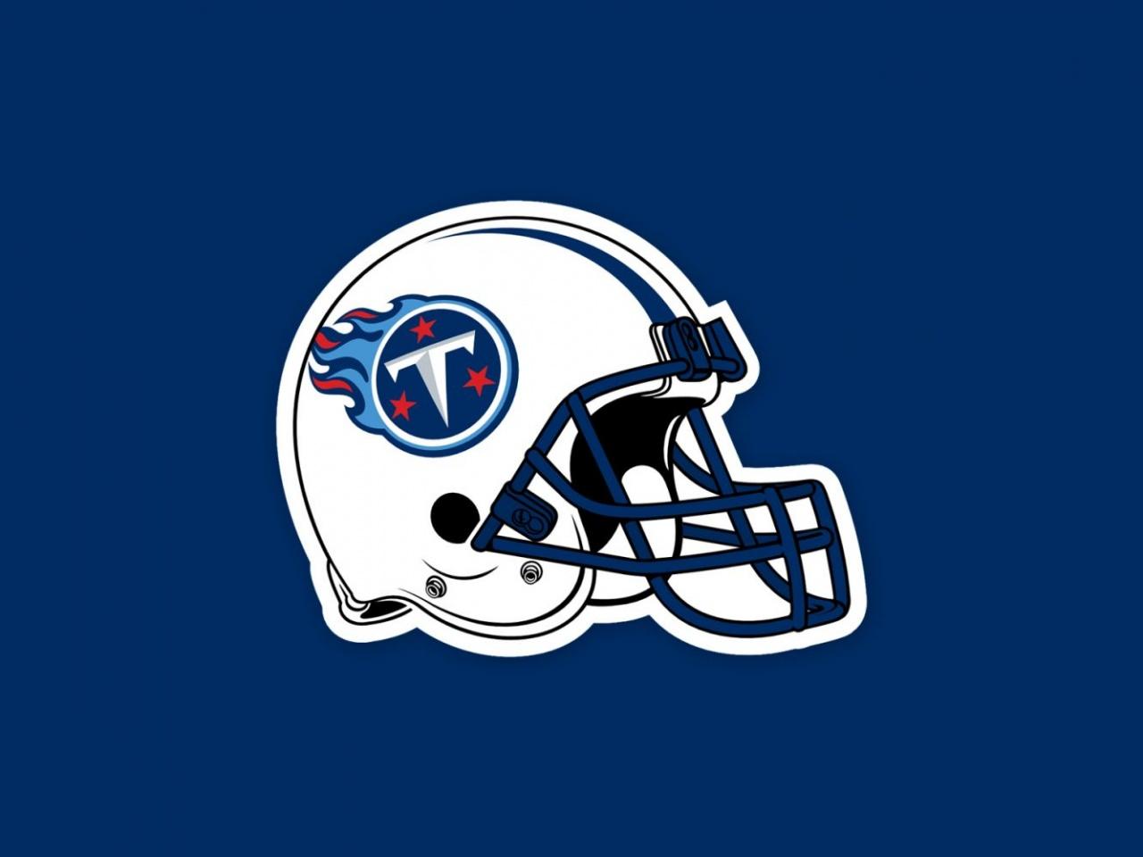Tennessee Titans được thể hiện bằng một chữ cái ngắn gọn T