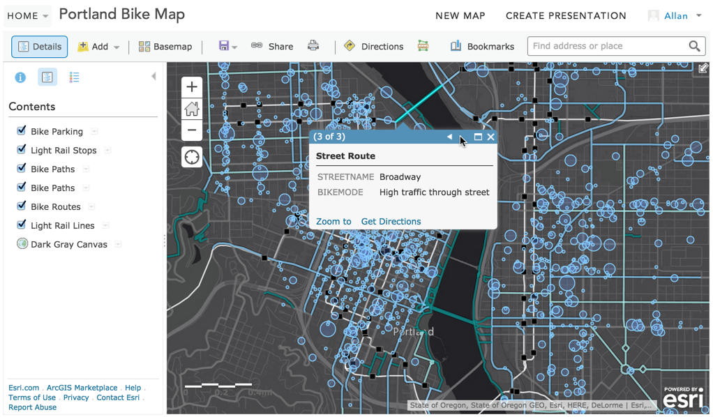 GeoDev Howto Design your first custom web map  GeoNet