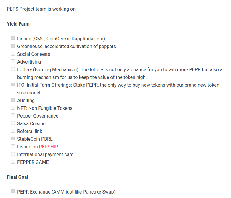 roadmap pepper finance