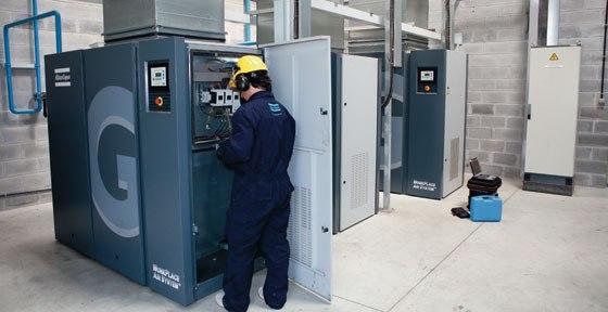 Sửa chữa máy nén khí - nhiệm vụ quan trọng bảo vệ máy nén khí