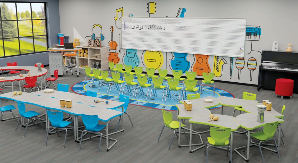 Why Use Color in Your Classroom