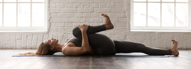 Tập Wind Relieving Pose