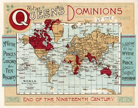 Image result for queen's dominions mcvities