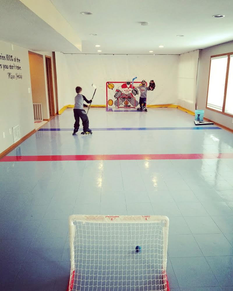How Sniper's Edge Tiles Help Your Hockey Game