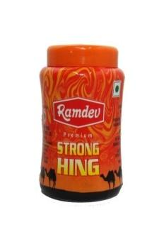 3 PACK OF RAMDEV PREMIUM STRONG HING POWDER ASAFOETIDA WITH LOW SHIPPING COST