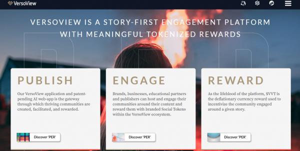 Blog VersoView Publish - Engage - Reward