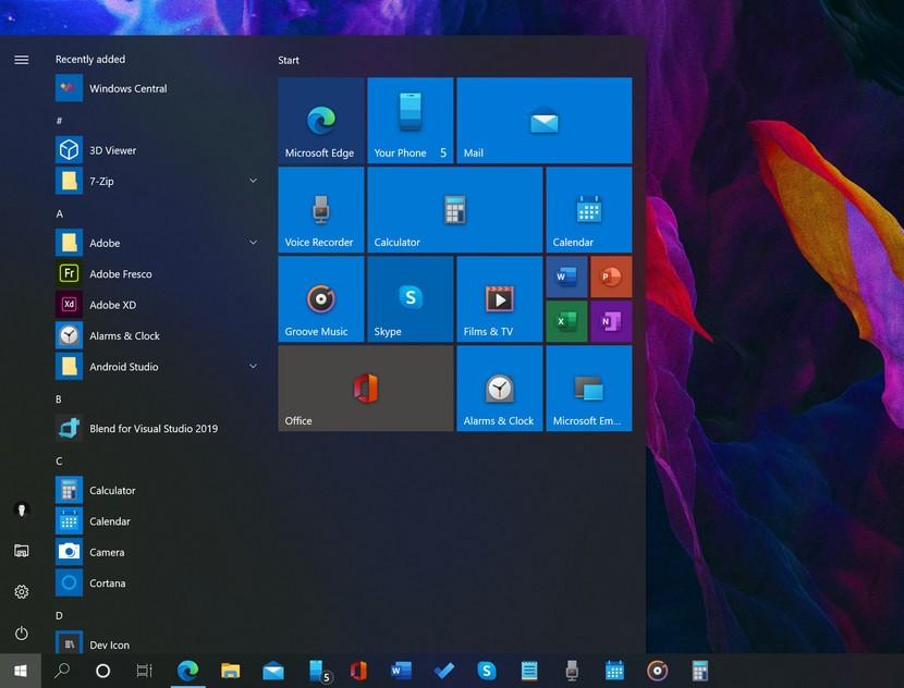 Microsoft inizia a distribuire le icone delle app rinnovate in Windows Insiders
