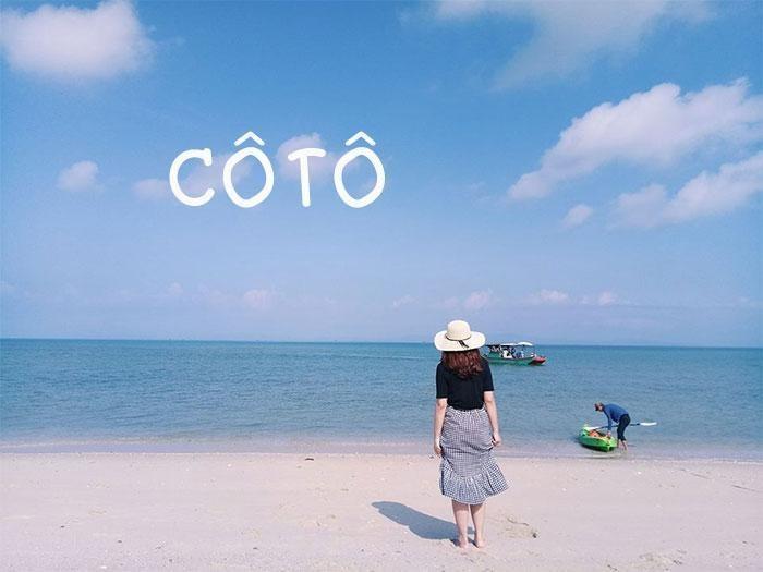 Chơi gì khi đến đảo Cô Tô