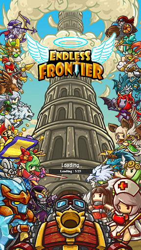 Endless Frontier Saga – RPG Online- screenshot thumbnail