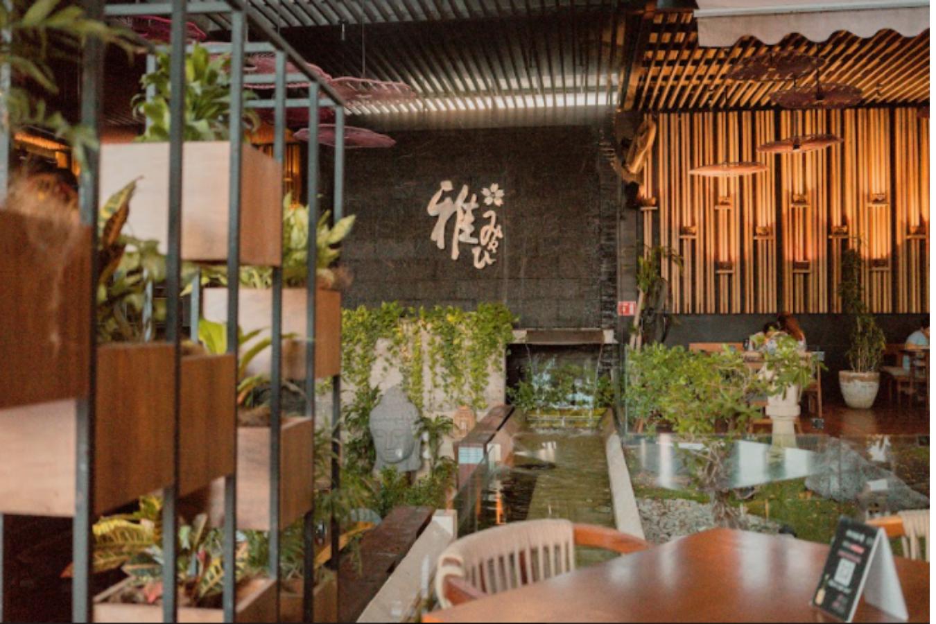 Miyabi, restaurante japones