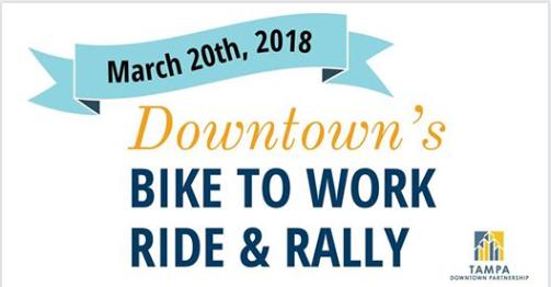 Downtown's Bike to Work Ride & Rally