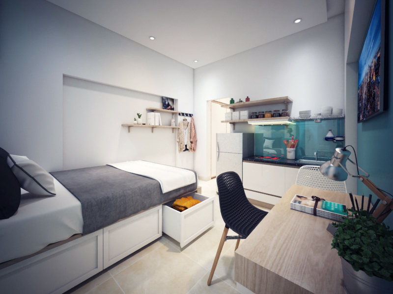 Những kinh nghiệm khi chọn căn hộ mini cho thuê thành phố Hồ Chí Minh