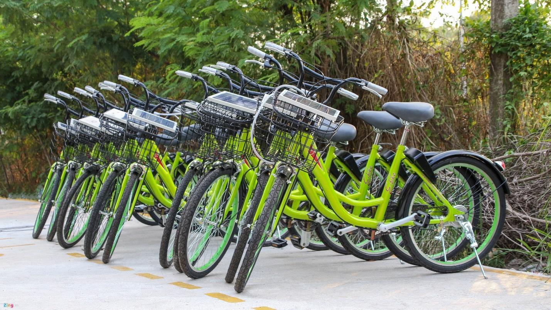 Dịch vụ thuê xe đạp trên đảo Cô Tô