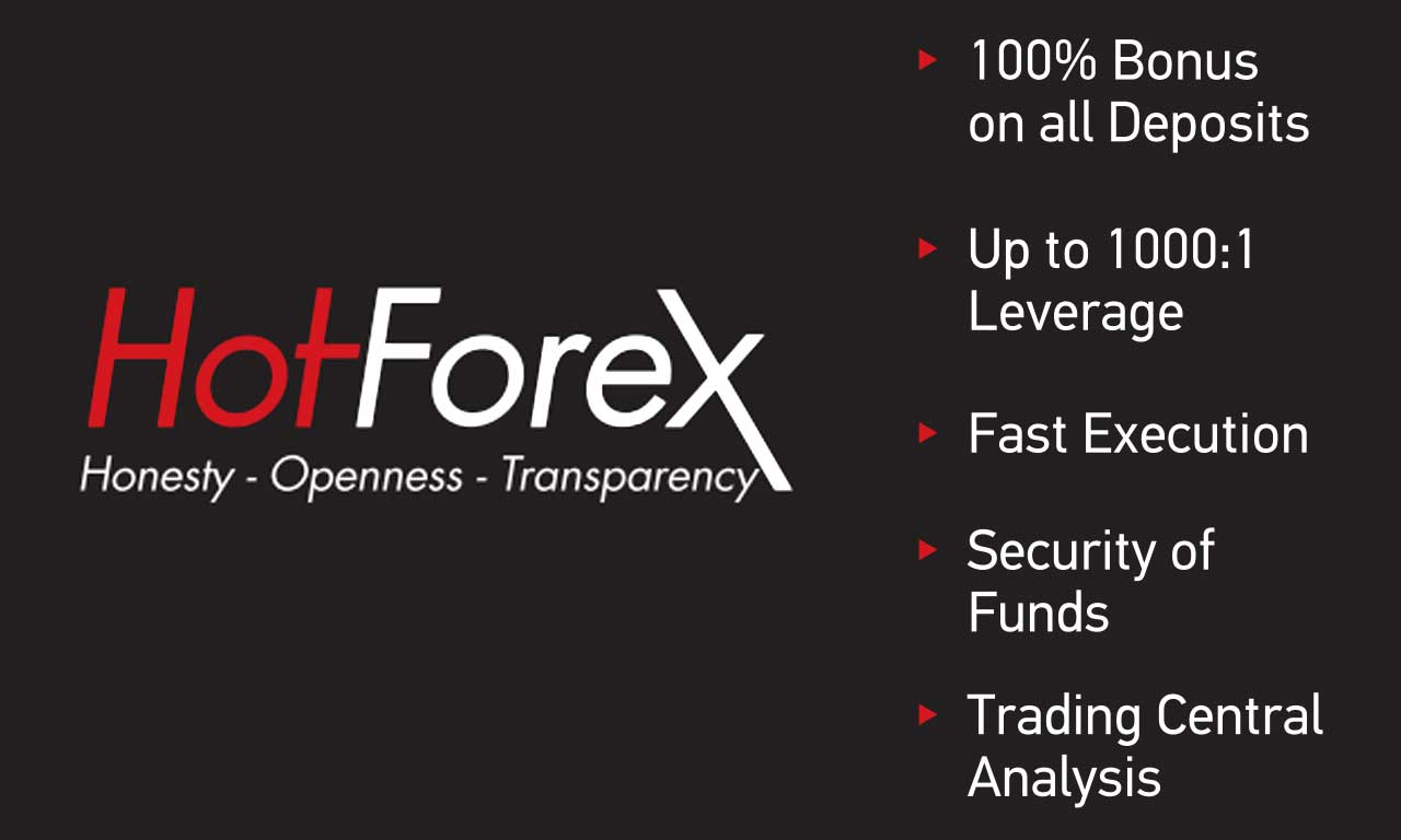 Có nhiều lợi ích khi chọn HotForex