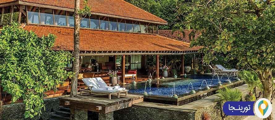 اقامتگاه چهار فصل مالزی