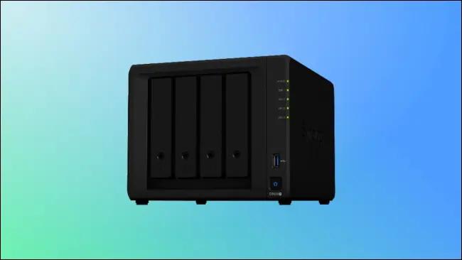 Thiết Bị Lưu Trữ Mạng Synology 4 bay NAS DiskStation DS920 +: NAS tốt nhất cho doanh nghiệp