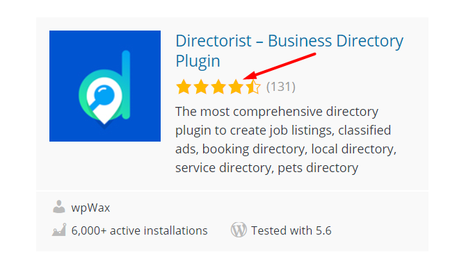 directorist - business directory listing tool