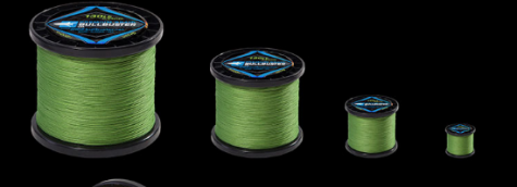 Buy 1000 Yard Spools Of 80Lb Green Braided Fishing Line