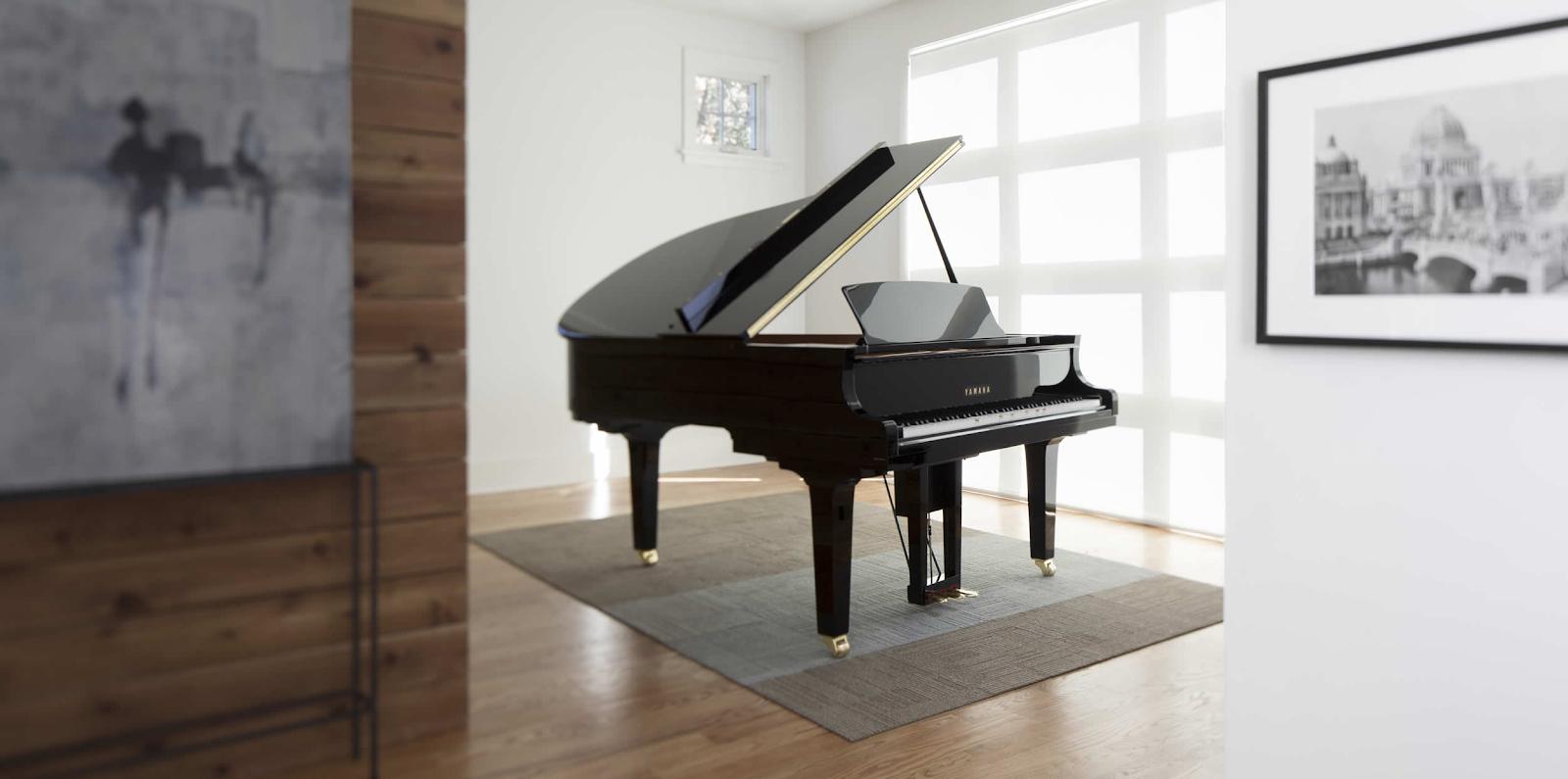 đàn piano acoustic