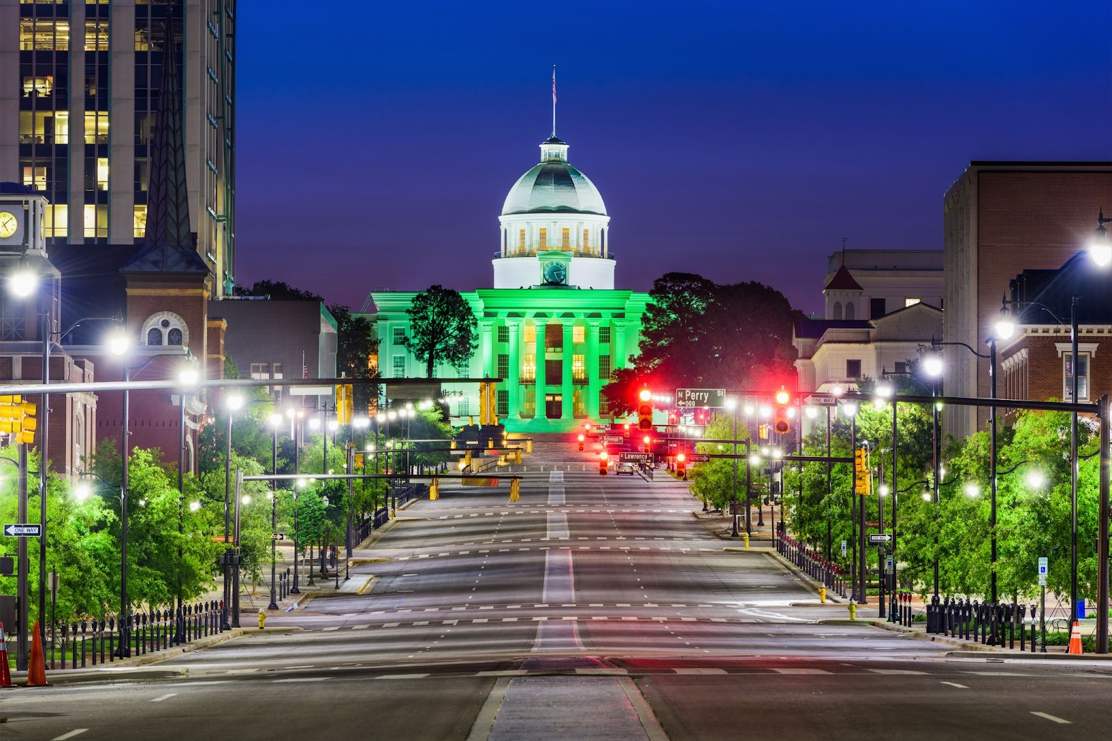 Journey Through American History in Montgomery, Alabama