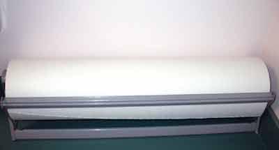 White butcher paper