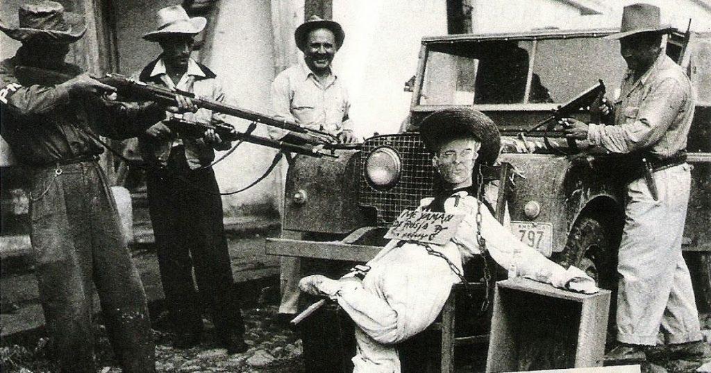 Περιγραφή: Μπανάνες και αίμα-Το πραξικόπημα της CIA στη Γουατεμάλα 1954 ...