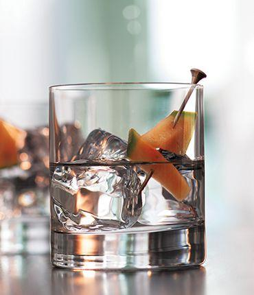 Enjoy Melon on the Rocks, a cocktail made with GREY GOOSE® Le Melon. |  Recipe | Best tasting vodka, Grey goose vodka, Vodka cocktails