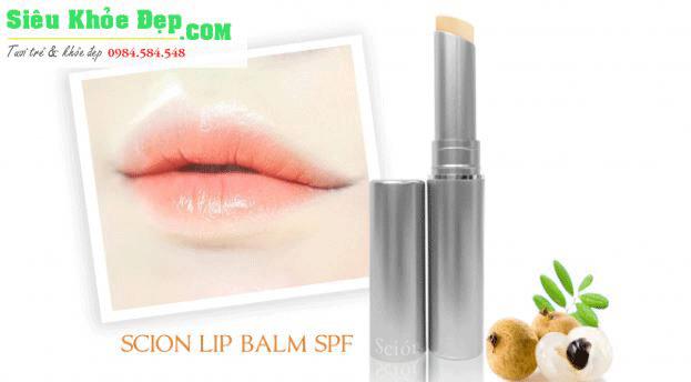 Nuskin Scion Lip Balm SPF 15 làn môi đẹp