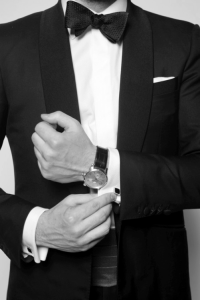 How to wear a Tuxedo properly