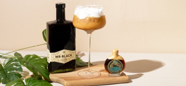 Mr. Black's Cold Brew Liqueur brings two staples to your boozy brunch: coffee and cold brew.