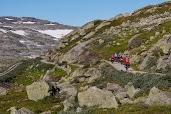 Ралларвеген - самый популярный веломаршрут В Норвегии