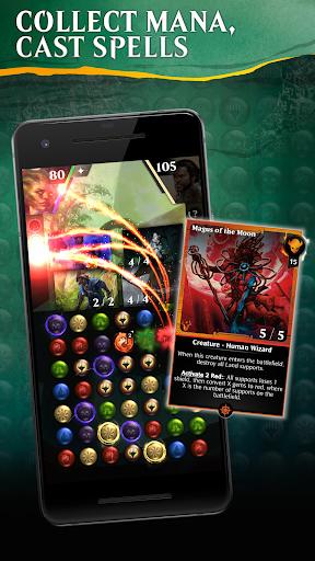 Magic: The Gathering - Puzzle Quest- screenshot thumbnail
