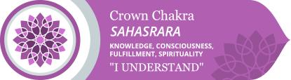 Crown Chakra Sahasrara Symbol Meaning
