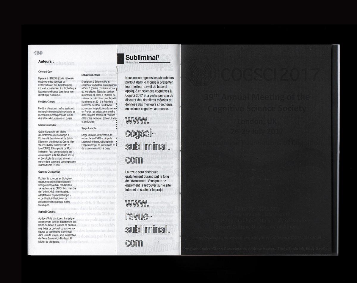Subliminal Editorial Design 19