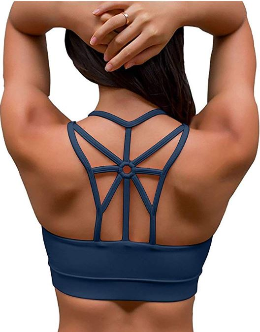 Best workout bra for women | Top sports bars review | gym bra for women | bestfitnessgear4u.com